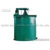 China Jaw crusher Dual impeller high efficiency agitating tank for sale