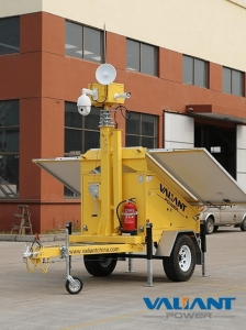 China Mobile Surveillance Trailers VTS900A-C on sale