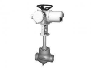 China Control Valve EDPC pressure-balanced high pressure cage control valve on sale