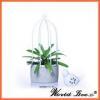 China OEM wholesale concrete cement geometric basic mini plant pot for sale