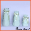 China butterfly knot wholesale ceramic home goods vases in guangzhou for sale