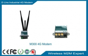 China Industrial 4G Modem, 4G USB Modem with replacable antenna on sale