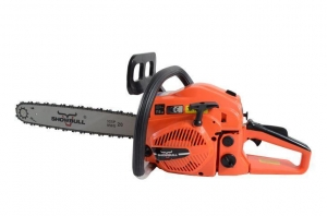 China Showbull Chainsaw Showbull Electric Start Gas Chain Saw Made in Taizhou China With New Technology on sale