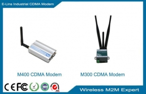 China CDMA Modem, Industrial sim card modem with replacable antenna on sale