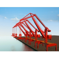 China Port Machinery Harbor Using 60ton Port Crane With Ce,Tuv Certificate on sale