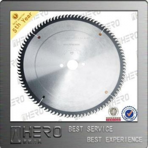 China Saw Blade High Performance Non-Ferrous Metals Cutting Saw Blades on sale