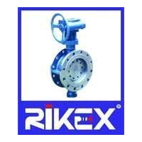 JIS 5K/10K double flanged type butterfly valve with Worm Gear Actuator