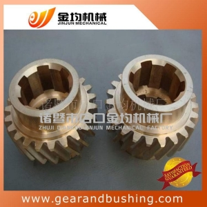 China gear/worm wheel on sale