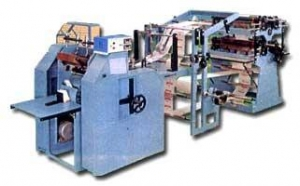 China Automatic Paper Bag Making Machine on sale