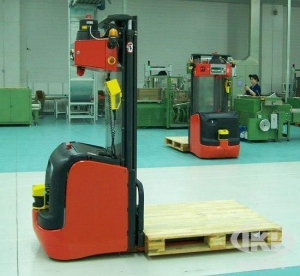 China AGV Laser guidance forklift AGV 2016-09-22 09:04 on sale