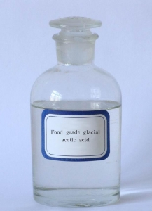 China Glacial Acetic Acid Food Grade Glacial Acetic Acid CH3COOH 99.7% on sale