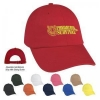 China Imprinted/Personalized Items Cotton Baseball Cap for sale