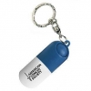 China Apparel & Accessories Capsule Pill Holder Key Ring for sale