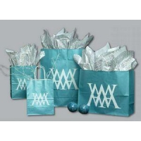 """Ice Collection Shopping Bag - 16""""X6""""X19.25"""" (Bronze Coffee)"""