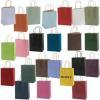 China Tinted Kraft Finish Promotional Shopping Bag - 8