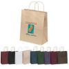 China Matte Finish Full Color Imprint Promo Shopping Bag - 7.75