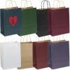 China Matte Finish Custom Promo Shopping Bag - 5.25