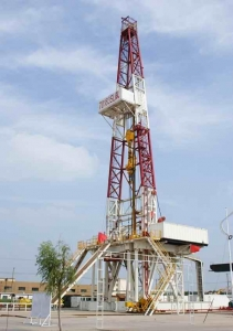 China Drill equipment Skid-mounted drilling rig on sale