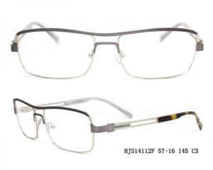 China OPTICAL FRAME Classical Hot Full Rim Metal Eyeglasses Frames For Unisex on sale