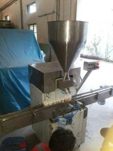 China Automatic Ghee packing machine on sale