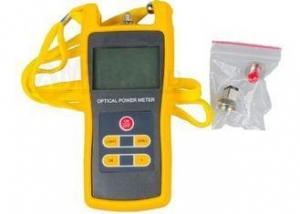 China Fiber Optic Cable Tester For Universal Connectors , Portable Fiber Optic Power Meter on sale