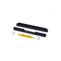 Durable Fiber Optic Mechanical Splice 125um For FTTH Bare Cable / Indoor Cable