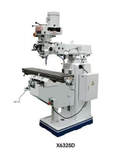 China Electric Universal Heavy Duty Milling Machine X6325D on sale