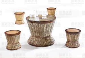 China rattan garden chair Model:FS3014-2 on sale