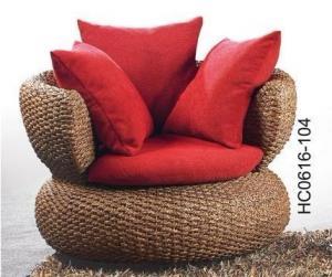 China rattan swivel sofa Model:HC0616-104 on sale