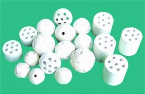 China Porous ceramic balls on sale