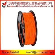 China 1.75mm/3mm ABS PLA Filament 3D Printer Filament Welding Rods 1KG/spool 42 colors on sale