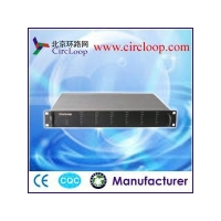 CV204 Series SDTV Video and Audio Optical Transceiver
