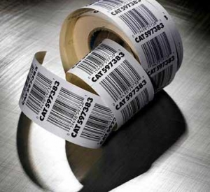 China Coated adhesive Label Printing on sale