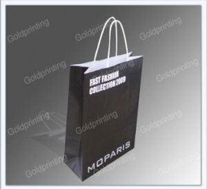 China Paper bags printing on sale