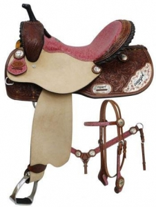 China Barrel Racing Saddles TT6579 on sale