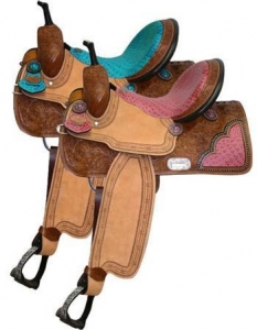 China Barrel Racing Saddles TT6538 on sale