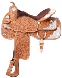 China Show & Reining Saddles SR8735 on sale