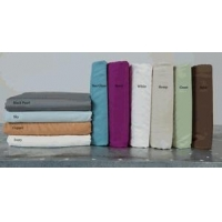 China Bedding Collections Bamboo California King Size Fitted Sheet on sale