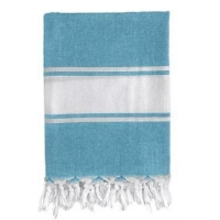 China Bed In A Bag Classic Style Turkish Fouta Towel on sale