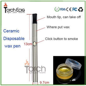 China Disposable wax pen on sale