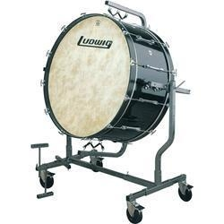 China Drums Ludwig Concert Bass Drum 16x36 Cherry on sale