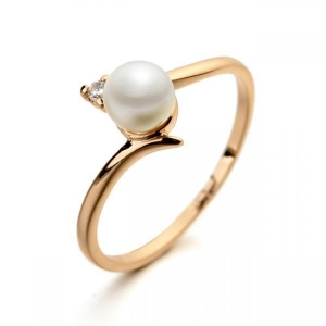 China R.A Pearl ring 1109310701 on sale