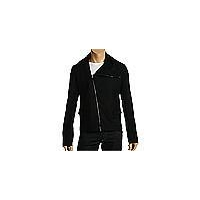 Alexander McQueen - McQ Side Zip Jacket (Black) - Apparel