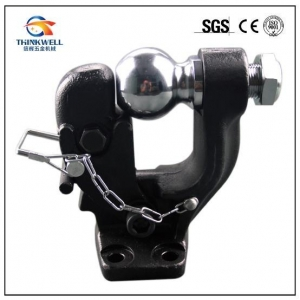 China Trailer Parts Pintle Hook on sale