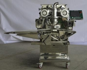 China automatic encrusting Machinery for bakery on sale