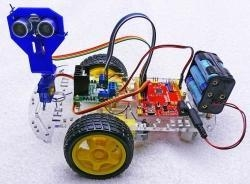 China Basic Robot Kit Version 2 on sale