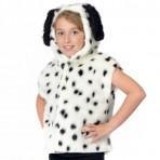 China Dalmatian Costume For Kids on sale