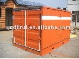 China Folded Container/dry container/special container on sale