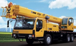 China Construction Machinery XCMG QY25K5 Truck on sale