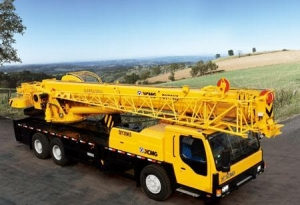 China Construction Machinery XCMG QY30K5 Truck on sale